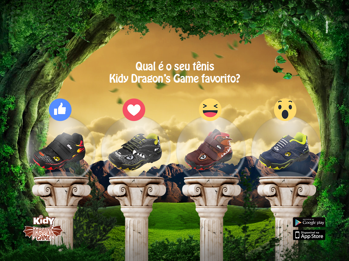 Kidy Dragon's Game